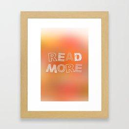 Read more Framed Art Print