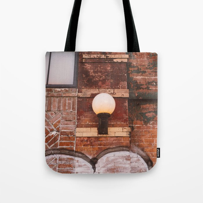 East Village Streets IV Tote Bag