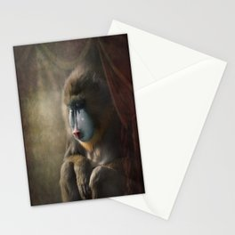 Waiting in the wings... Stationery Cards