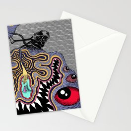 It Was Only a Nightmare Stationery Cards