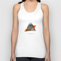 parks Tank Tops featuring National Parks: Acadia by Roadtrippers