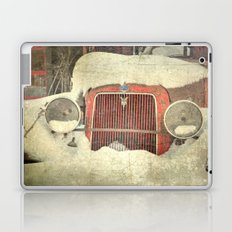 Ford in Winter Laptop & iPad Skin