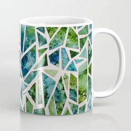 Coastal Mosaic  Coffee Mug