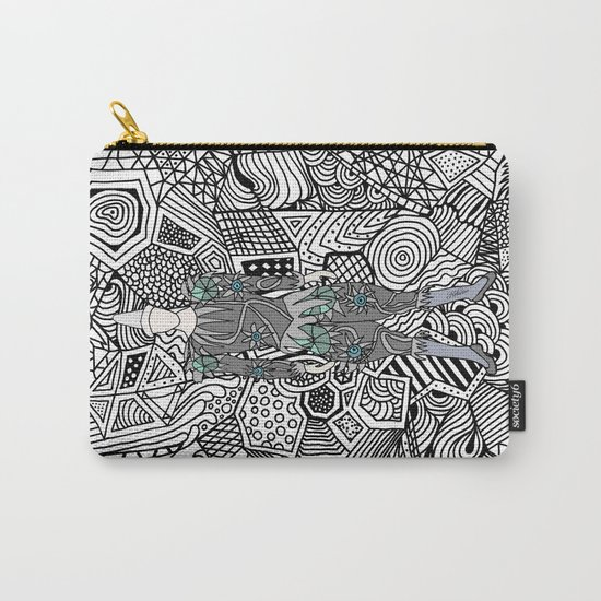 Bowie Fashion 5 Carry-All Pouch