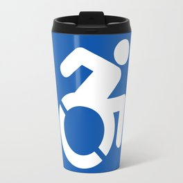 New Accessible Logo Travel Mug