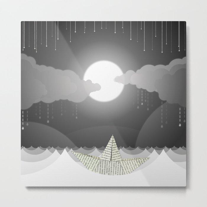 Dream Sea Metal Print