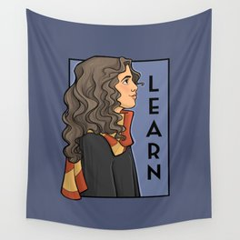 Learn Wall Tapestry