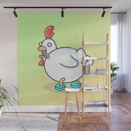 Free Entry Wall Mural
