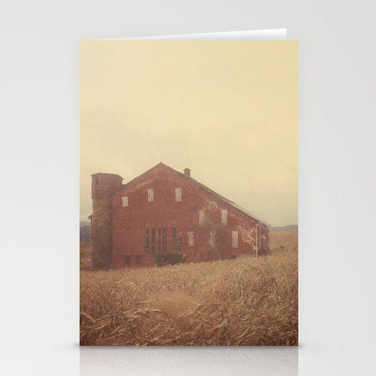 Autumn Farm Stationery Cards
