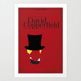 David Copperfield Art Print