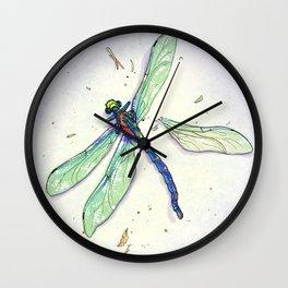 #1 Departed Series Wall Clock