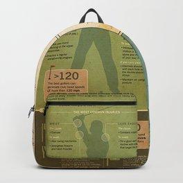 golfer knowledge Backpack