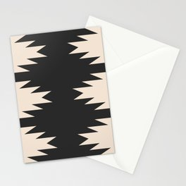 Minimal Southwestern - Charcoal Stationery Cards