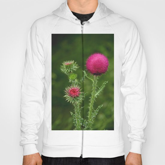 Prickly beauty Hoody