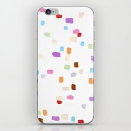 kasa / for rainy day iPhone Skin