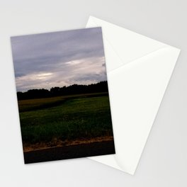 South Maple Cornfield Stationery Cards
