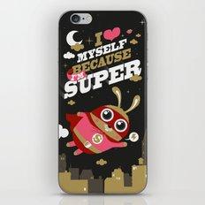 I'm super iPhone & iPod Skin
