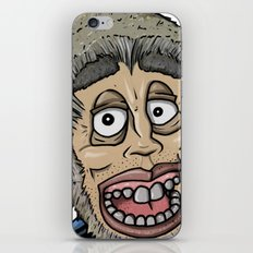 The believer  iPhone & iPod Skin
