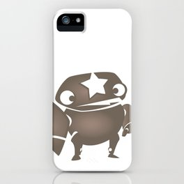 minima - slowbot 004 iPhone Case