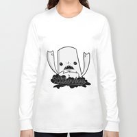monster Long Sleeve T-shirts featuring monster by jeff'walker