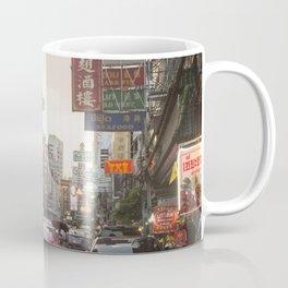 Yaowarat Road - Bangkok's Chinatown Coffee Mug