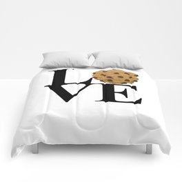 LOVE Cookies Comforters