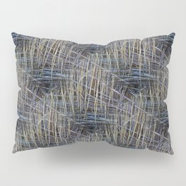 Reed Pattern Pillow Sham
