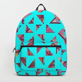 Geometric Shapes: Triangles 04 Backpack