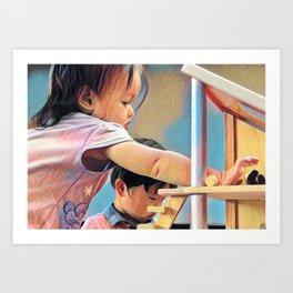 Calista Art Print
