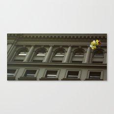Architecture. Canvas Print