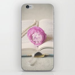 Bookmark iPhone Skin