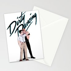 NOBODY PUTS ANGEL IN A CORNER Stationery Cards