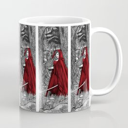 Silent Warrior by Tierra Jackson Coffee Mug