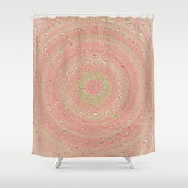 Water Melon Shower Curtain