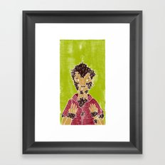 Fi-Lupo Framed Art Print