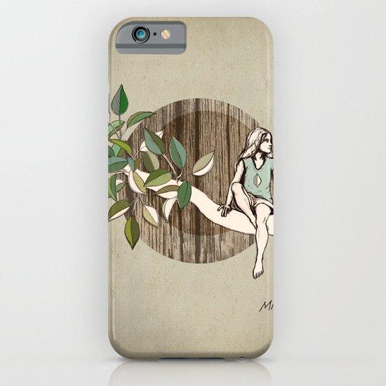 Natural Habitat iPhone & iPod Case