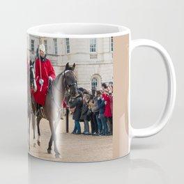 Household Cavalry Coffee Mug