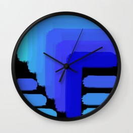 Karol By Night Wall Clock