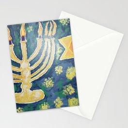 Ocho Kandelikas Para Mi Stationery Cards