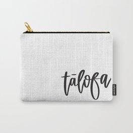 UrbanNesian Talofa Carry-All Pouch