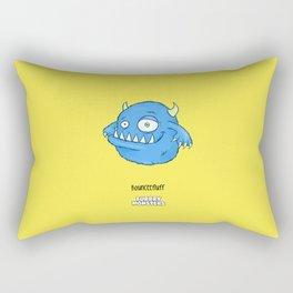 Bounceefluff Rectangular Pillow