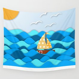 Adventure Wall Tapestry