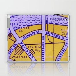 Streets of London Laptop & iPad Skin
