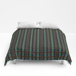 Colorful Plaid Comforters