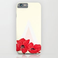 Floral Triangle iPhone 6s Slim Case