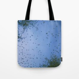 Wings Out Tote Bag