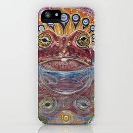 Zabka (Little Frog) 5-MEO Bufo Toad iPhone Case