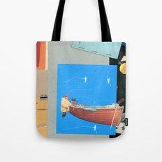 Aquatic Huntsman Tote Bag