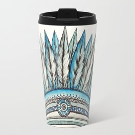 Peace Warrior Travel Mug