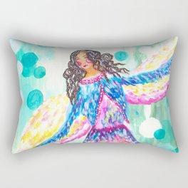 Festival Moon Rectangular Pillow